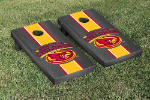 Iowa State Cornhole Boards w/ Cyclones Logo - Bean Bag Toss