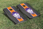 Northwestern State Cornhole Boards w/ Demons Logo