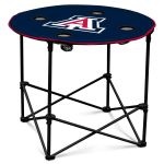 Arizona Wildcats Round Tailgating Table