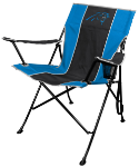 Carolina Panthers Tailgate Canvas Chair