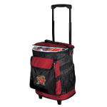 Maryland Rolling Cooler w/ Terrapins Logo - 24 Cans