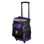 Minnesota Rolling Cooler w/ Vikings Logo - 24 Cans