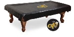 Georgia Tech Pool Table Cover w/ Yellow Jackets Logo - Vinyl