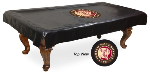 Indian Motorcycle Pool Table Cover - Black Vinyl