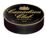 Canadian Club Whiskey Bar Stool Seat Cover