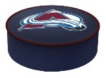 Colorado Avalanche Bar Stool Seat Cover