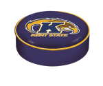 Kent State Golden Flashes Bar Stool Seat Cover
