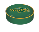 North Dakota State Bison Bar Stool Seat Cover