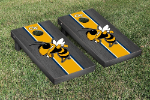 Georgia Tech Cornhole Boards w/ Yellow Jackets Logo