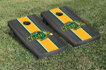 North Dakota State Cornhole Boards w/ Bison Logo - Bean Bag