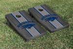 Nevada Cornhole Boards w/ Wolf Pack Logo - Bean Bag Toss