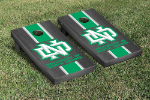 North Dakota Cornhole Boards w/ ND Logo - Bean Bag Toss