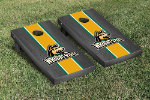 Wright State Cornhole Boards w/ Raiders Logo - Bean Bag