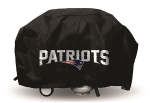 New England Patriots NFL Deluxe Gas Grill Cover
