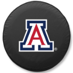 Arizona Wildcats Black Spare Tire Covers By HBS