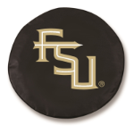 Florida State Seminoles Black Tire Cover By HBS