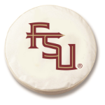 Florida State Seminoles White Tire Covers By HBS
