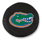 Florida Gators Black Spare Tire Cover By HBS