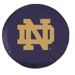 Notre Dame Fighting Irish ND Tire Cover By HBS