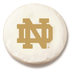 Notre Dame Fighting Irish ND Tire Covers By HBS
