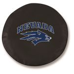 Nevada Wolf Pack Black Spare Tire Cover By HBS