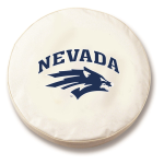 Nevada Wolf Pack White Spare Tire Cover By HBS