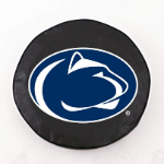 Penn State Nittany Lions Black Tire Cover By HBS
