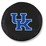 Kentucky Wildcats Black Spare Tire Covers By HBS