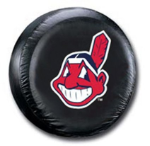 Cleveland Indians MLB Tire Cover