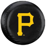 Pittsburgh Pirates MLB Tire Cover