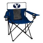Brigham Young Elite Chair w/ Cougars Logo