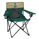 Colorado State Elite Chair w/ Rams Logo