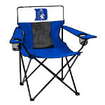 Duke Elite Chair w/ Blue Devils Logo
