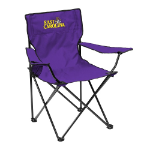 East Carolina Quad Chair w/ Pirates Logo