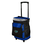 Florida Rolling Cooler w/ Gators Logo - 24 Cans