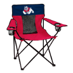 Fresno State Elite Chair w/ Bulldogs Logo
