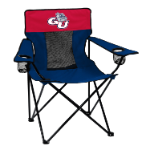 Gonzaga Elite Chair w/ Bulldogs Logo