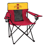 Iowa State Elite Chair w/ Cyclones Logo