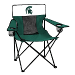 Michigan State Elite Chair w/ Spartans Logo