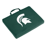 Michigan State Seat Cushion w/ Spartans Logo - Stadium Use