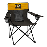 Missouri Elite Chair w/ Tigers Logo