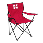 Nebraska Quad Chair w/ Cornhuskers Logo