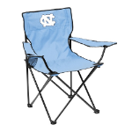North Carolina Quad Chair w/ Tar Heels Logo