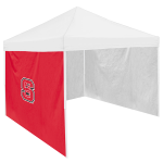 NC State Tent Side Panel w/ Wolfpack Logo - Logo Brand