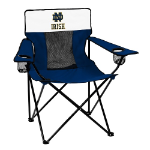 Notre Dame Elite Chair w/ Fighting Irish Logo