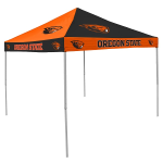 Oregon State Tent w/ Beavers Logo - 9 x 9 Checkerboard Canopy