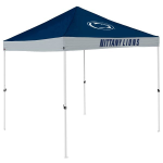 Penn State Tent w/ Nittany Lions Logo - 9 x 9 Economy Canopy