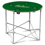 South Florida Bulls Round Tailgating Table
