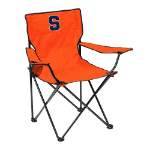 Syracuse Quad Chair w/ Orange Logo