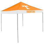 Tennessee Tent w/ Volunteers Logo - 9 x 9 Economy Canopy